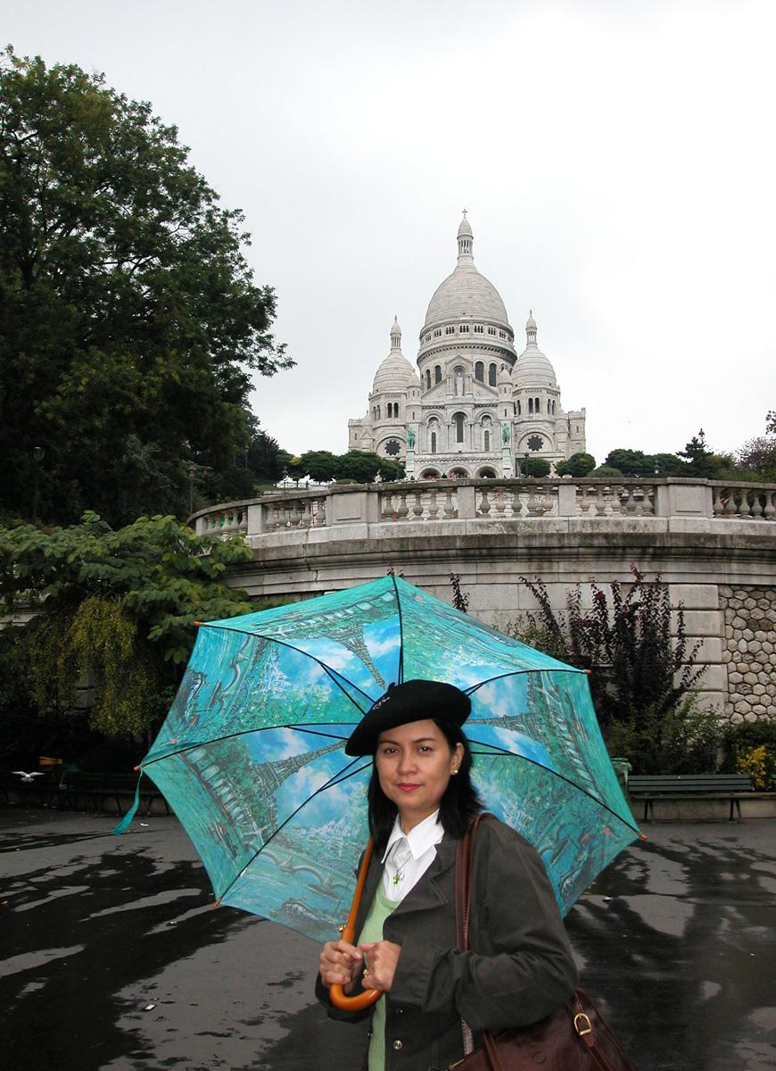 Pinay Parisienne