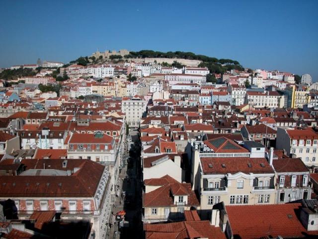 The Hills of Lisbon