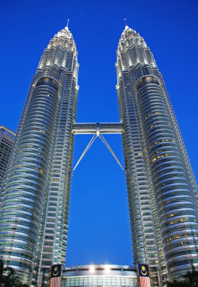 PETRONAS. TOWERS